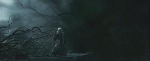 Shadow of Sauron to Gandalf