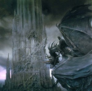 John_Howe_-_The_Dark_Tower