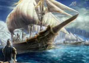 numenor ship