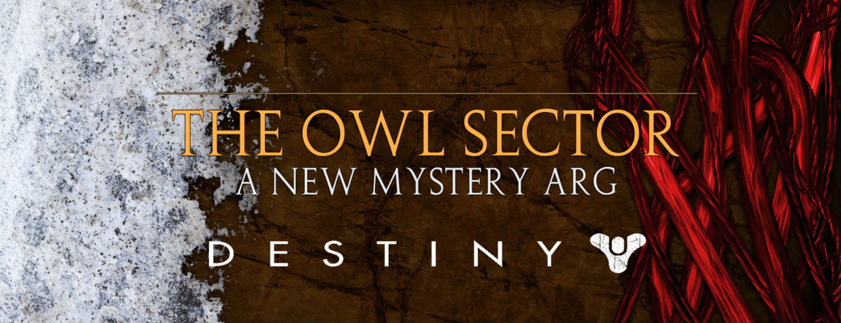 Destiny - Rise of Iron: The OWL Sector ARG